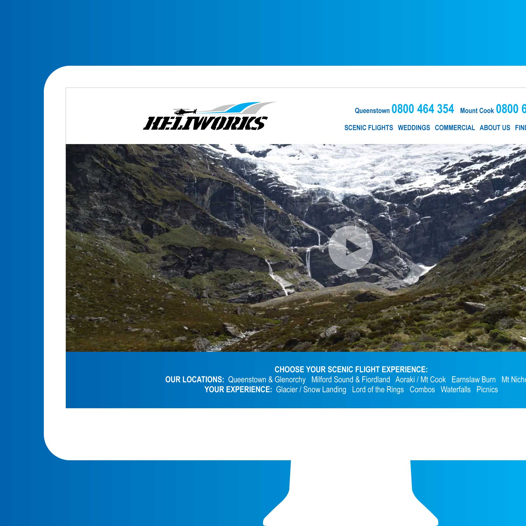 Heliworks Website