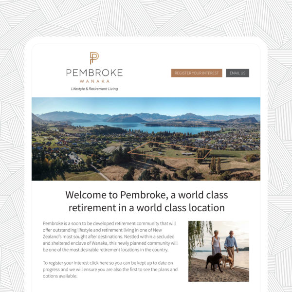 Pembroke Website